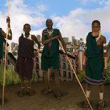 La tribu Suri viaja a España en la segunda temporada de 'Perdidos en la ciudad'