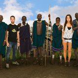 La trbu Suri se reencontrará con la familia Navarro en la segunda temporada de 'Perdidos en la ciudad'