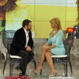 "Belén Esteban confesó haber sido adicta a ""cosas"" en 'Deluxe'"
