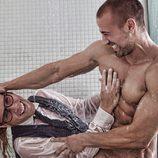 Rafa Mora, desnudo para Primera Línea