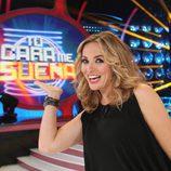 La presentadora Carolina Ferre se convierte en jurado de 'Tu cara me suena'