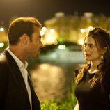 Javier Falcón y Consuelo Jiménez, personajes de la nueva serie de Canal+ 'Falcón'