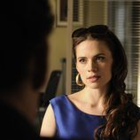 Hayley Hatwell interpreta a Consuelo Jiménez en 'Falcón'