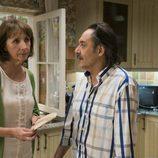 Manolo y María, personajes de 'Familia'