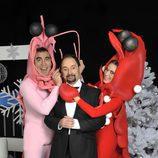 Pablo Chiapella, Jordi Sánchez y Vanesa Romero, presentadores de las campanadas 2012 en Telecinco