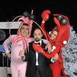Antonio Recio y su marisco para la Nochevieja 2012