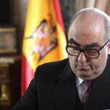 José Ángel Ejido da vida a Carrero Blanco en 'El asesinato de Carrero Blanco'