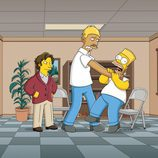 Homer vuelve a la carga en la temporada 22 de 'Los Simpson'