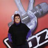 Maika Barbero en 'La voz'