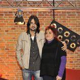 Melendi y su finalista Maika Barbero