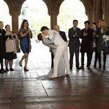 Chuck y Blair se besan en el final de 'Gossip Girl'
