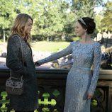 Blake Lively y Leighton Meester en el capítulo final de 'Gossip Girl'