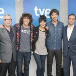 TVE presenta a El Sueño de Morfeo como representantes en Eurovisión 2013