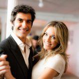 Jorge Fernández y Anna Simón en la promo conjunta de Antena 3 y laSexta