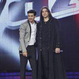 Rafa y Jorge, finalistas de 'La Voz'