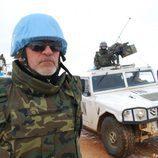 Javier Sardá es un soldado más en Líbano