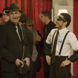 Joaquín Climent y Bart Santana en 'Física o química'