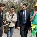 Alex O'dogherty es Armando en el episodio 'Cita con la muerte' de 'Sin tetas no hay paraíso'