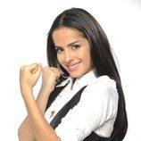 Danna García interpreta a Valentina en 'Un gancho al corazón'