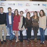 La familia Cortázar en la tercera temporada de 'Gran Reserva'