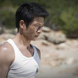Cho pisa tierra firme en el nuevo capítulo de 'El Barco'