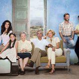La familia Alcántara al completo en la nueva temporada de 'Cuéntame cómo pasó'