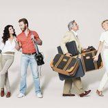 La familia Alcántara vuelve al pueblo en la nueva temporada de 'Cuéntame cómo pasó'