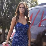 Jennifer Love Hewitt en un capítulo de 'The Client List'