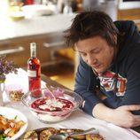 El cocinero Jamie Oliver