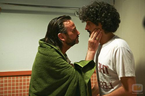 Fermín Trujillo amenaza a Javi Maroto en 'La que se avecina'