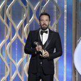 """Ben Affleck, Mejor Director por """"Argo"""" en los Globos de Oro 2013"""