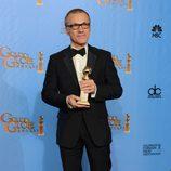 """Christoph Waltz, Mejor Actor de Reparto por """"Django desencadenado"""""""