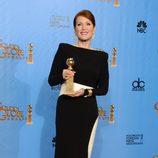 Julianne Moore, Mejor Actriz de Miniserie o TV Movie por 'Game Change' en los Globos de Oro 2013