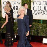 Glenn Close, de 'Damages', en los Globos de Oro 2013