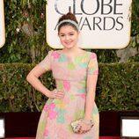 Ariel Winter de 'Modern Family' en los Globos de Oro 2013