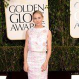 Sienna Miller en los Globos de Oro 2013