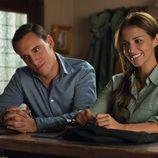 Daniel y Lucía Reverte en el nuevo capítulo de 'Gran Reserva'