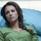 Lucía Reverte en el hospital por el peligro de su embarazo en 'Gran Reserva'