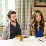 Diego Martín es Miguel y Juana Acosta es Malena en 'Familia'