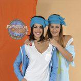 Elisabeth Reyes y Noelia López, concursantes de 'Expedición imposible'