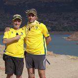 Iván Armesto e Ismael Beiro, concursantes de 'Expedición imposible'