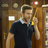 Juanjo Artero en la tercera temporada de 'El barco'