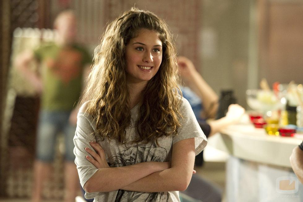 Nerea Camacho, invitada estrella en la tercera temporada de 'El barco'