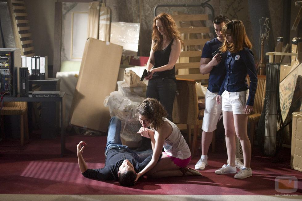 Imagen del capítulo decimosegundo de la tercera temporada de 'El barco'