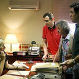 Amador, Max y Leo resolviendo problemas en el nuevo capítulo de 'La que se avecina'