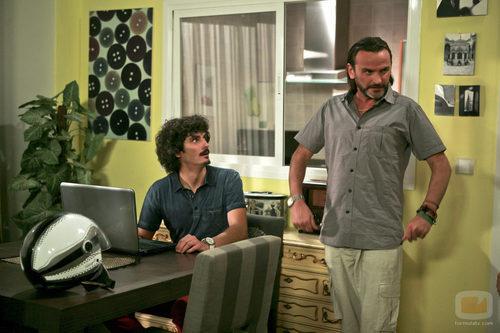 Javi y Fermín discuten en el nuevo capítulo de 'La que se avecina'