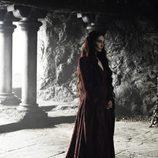 Carice Van Houten es Melisandre en la tercera temporada de 'Juego de tronos'