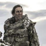 Ciaran Hinds es Mance Rayder  en la tercera temporada de 'Juego de tronos'