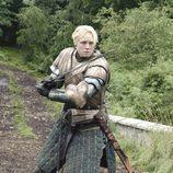 Gwendoline Christine es Brienne de Tarth en la tercera temporada de 'Juego de tronos'