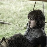 Bran Stark (Isaac Hempstead) en la tercera temporada de 'Juego de tronos'